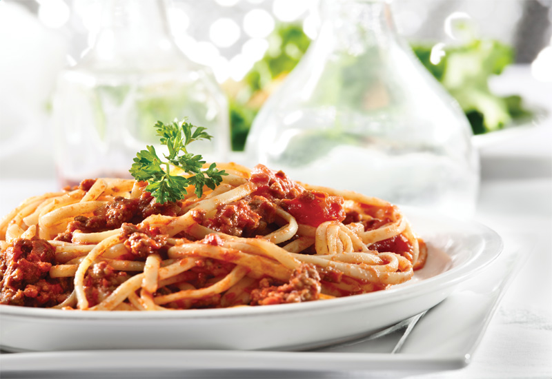 Reports, Ingredients, Caterer middle east, Italian cuisine