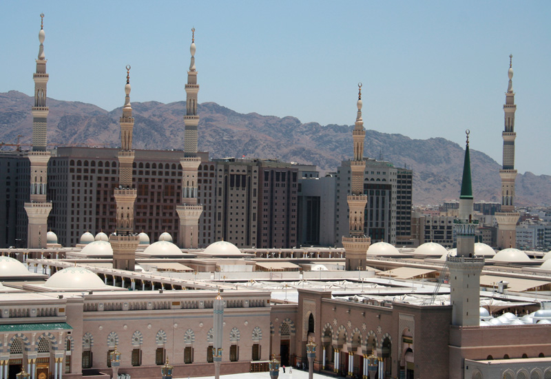 Jeddah is said to be benefiting on the back of religious tourism as travellers stop over in Jeddah en route.