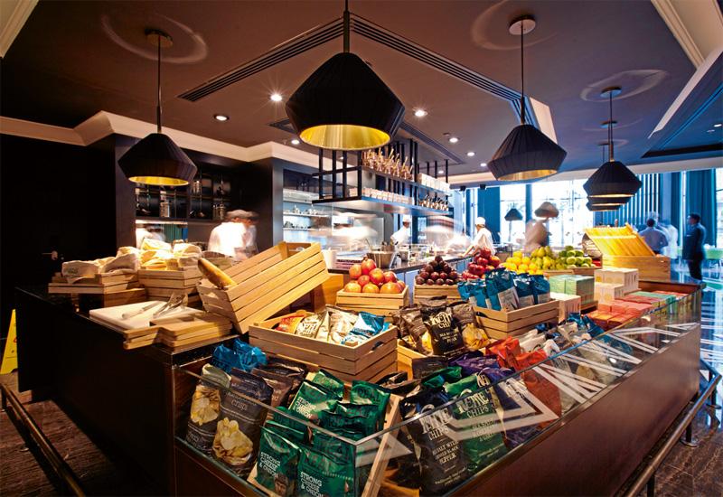 Reports, Restaurants, Culinary, Jw marriott marquis dubai