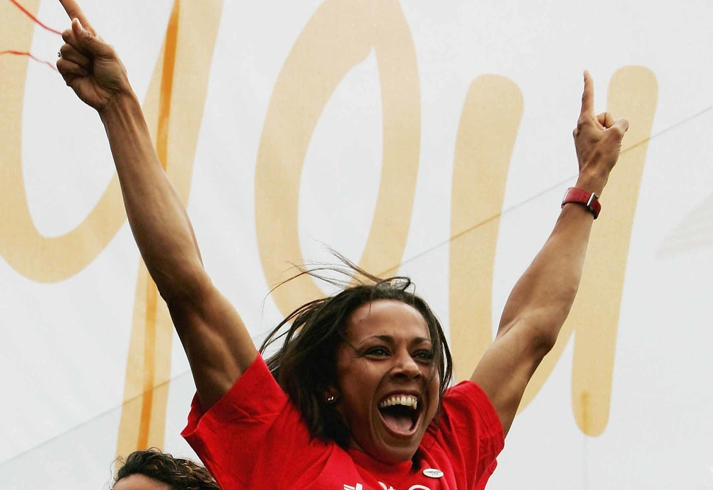 Dame Kelly Holmes has said that the Gulf would be well placed to host the Olympic Games (Getty Images).