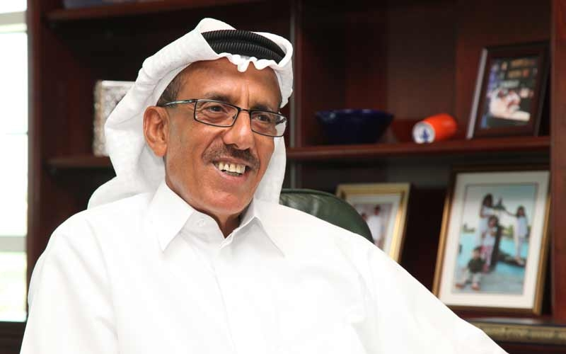 Al Habtoor Group chairman Khalaf Ahmad Al Habtoor