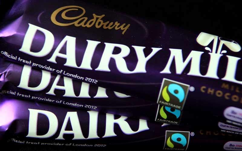 Cadbury's was taken over by Kraft Foods in 2010 which then split last year to Mondelez International, its snack foods arm. Photo: Getty.