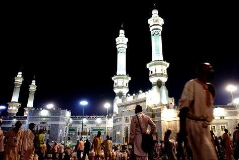 Operators, Hajj pilgrimage, Jabal omar, Makkah