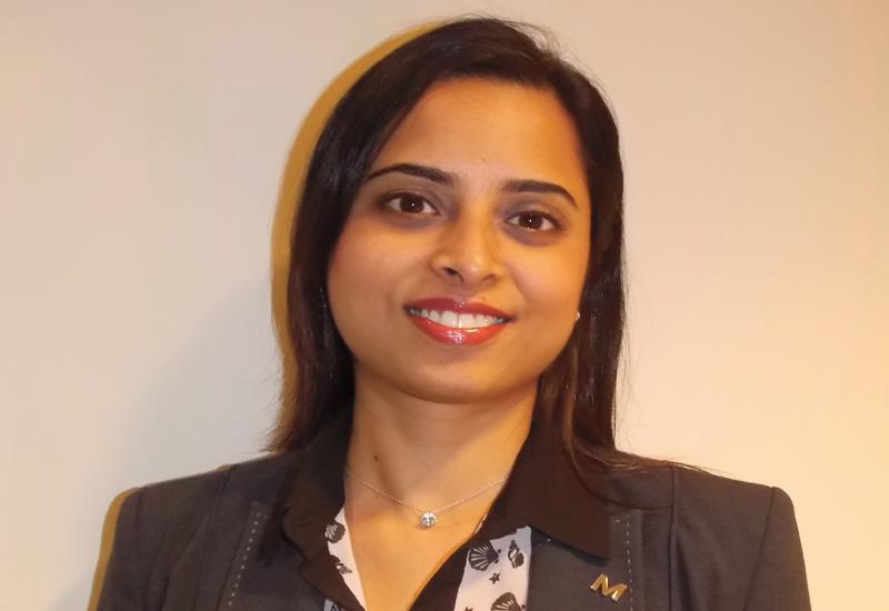 ASHMITA SEQUEIRA,  Director of sales,  Media One Hotel