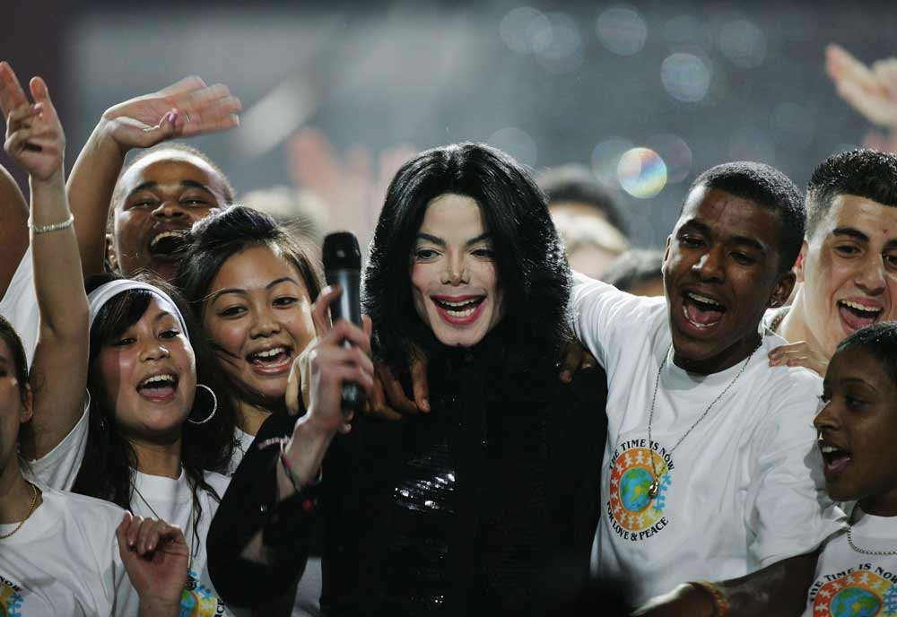 The package, dubbed the King of Pop Pilgrimage, will span five continents for 126 days [Getty Images].