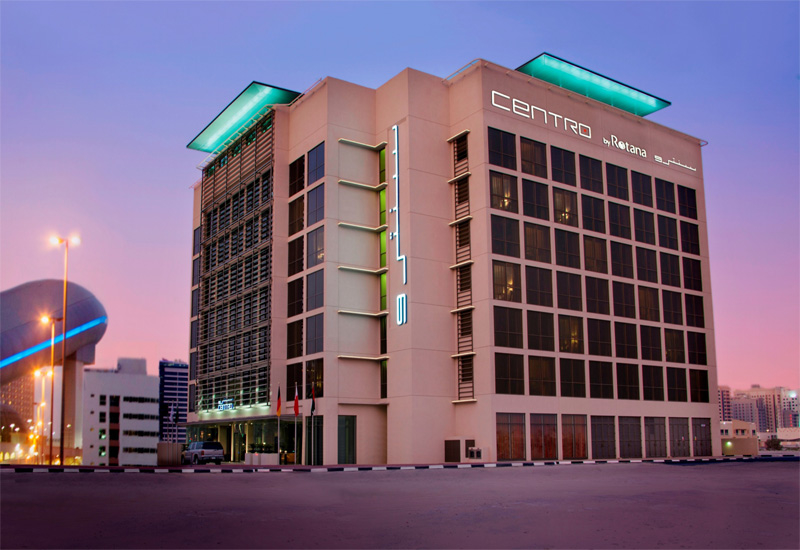 There is currently one Centro by Rotana hotel in Dubai, with another set to be unveiled.