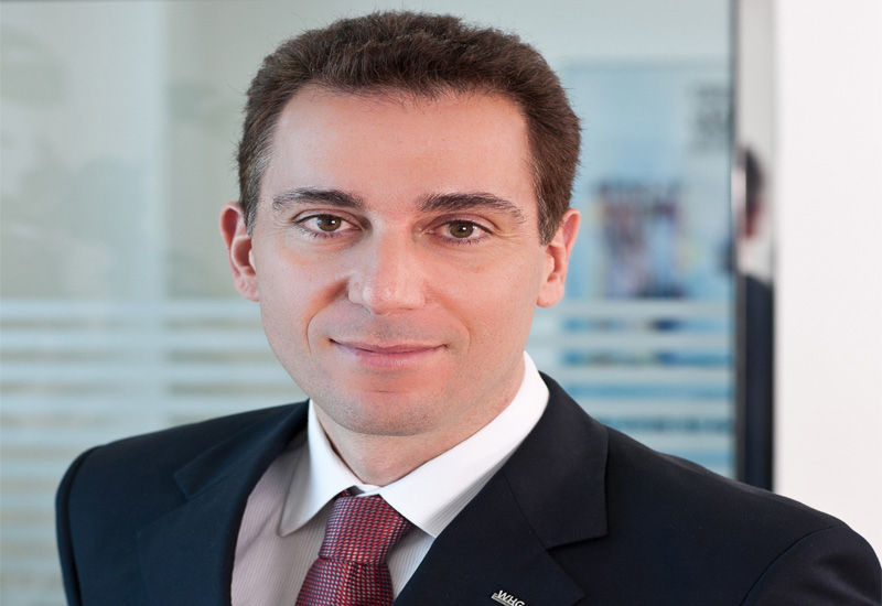 Wyndham Hotel Group senior director of development MEA, Panos Loupasis.
