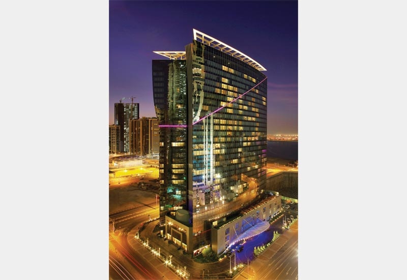 Management at Starwood's W Hotel Doha in Qatar is among the hoteliers to embrace 'QR codes'.