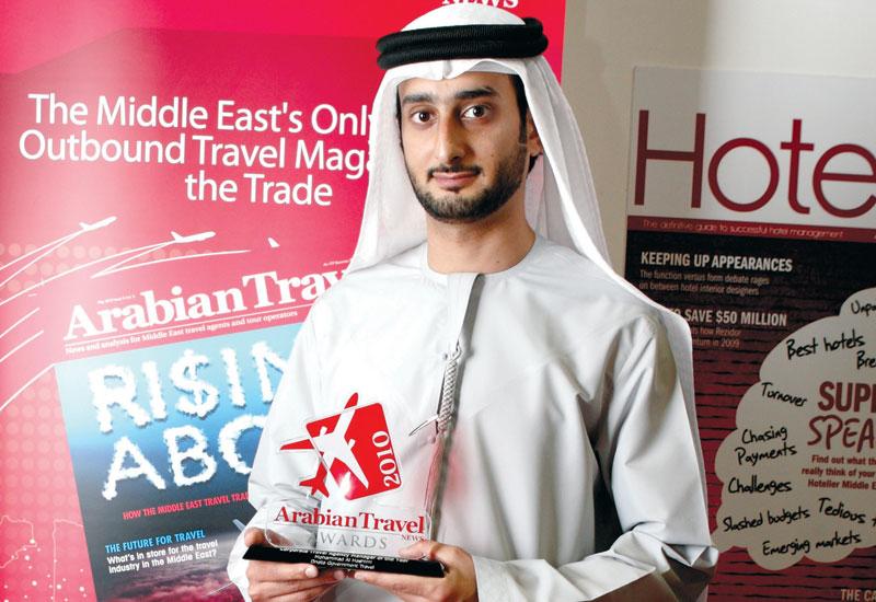 Mohammed Al Hashimi, Dnata Travel
