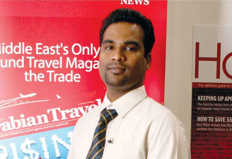 Munirathnam Munusami, IT systems executive.
