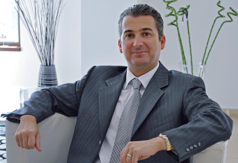 Nicolas Villemin, director of business development, Habtoor Grand.