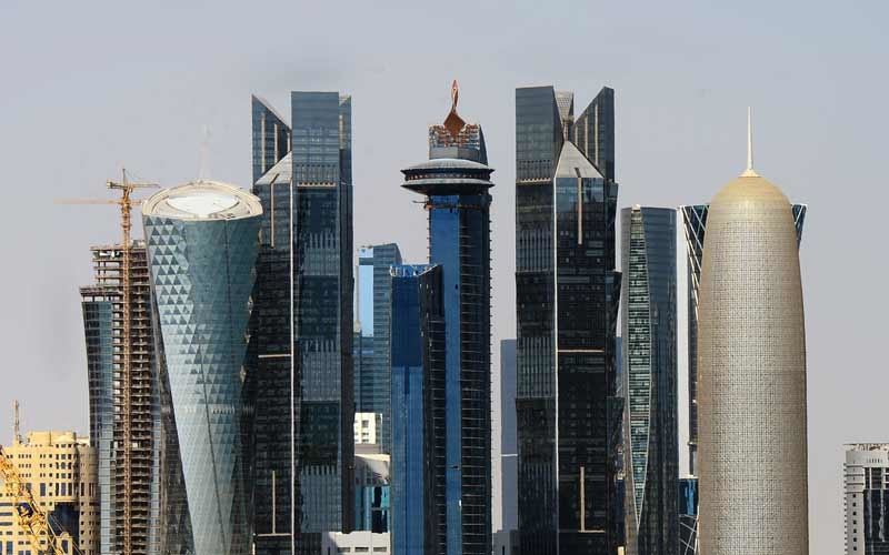 There are currently 110 hotels under construction in Qatar.
