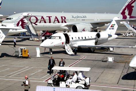 Travel, Qatar airways