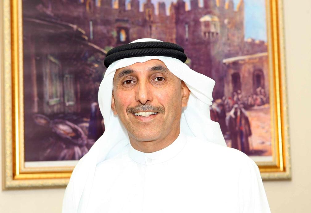 Sheikh Omar Bin Saqr Al Qassimi, chairman of RAK Airways.