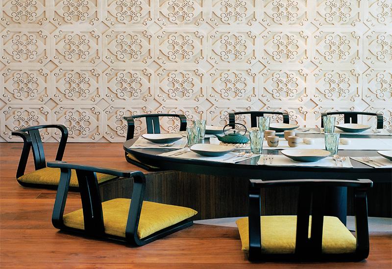 Silk and Spice at the Sofitel Abu Dhabi.