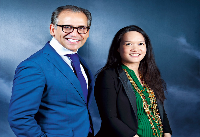 Rosewood Hotels & Resorts president Radha Arora and Rosewood Hotel Group chief executive officer sonia cheng want to create a loyal brand following.