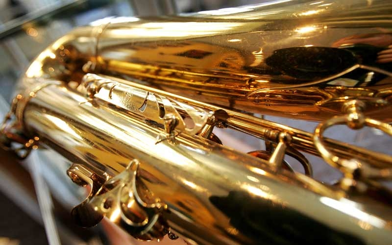 The Friday Brunch will feature a live saxophonist