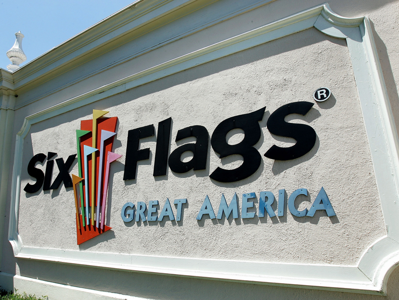 Six Flags confirmed its Dubailand project will proceed as planned (GETTY IMAGES).