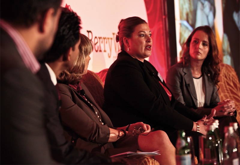 Panelists discussed the spa journey, concluding that a greater focus needed to be placed on retail to boost revenue, but staff needed more training on the products.