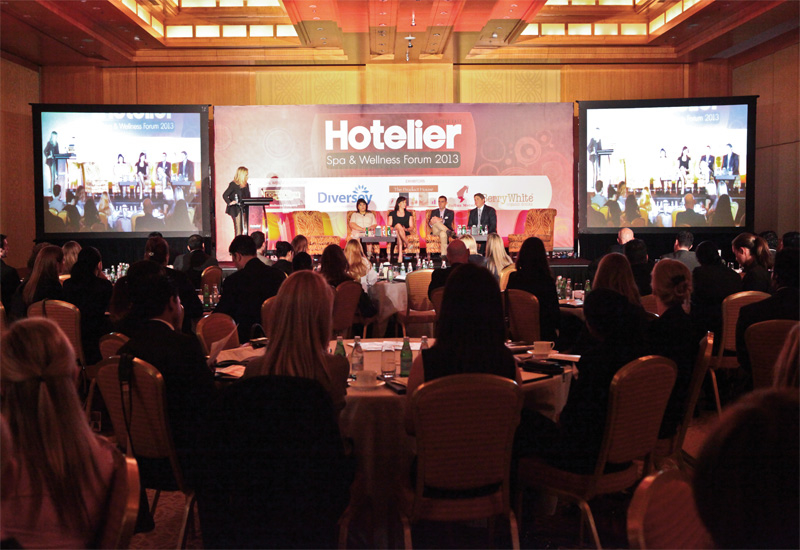 More than 150 professionals attended the first spa forum hosted by Hotelier Middle East in Dubai last month.