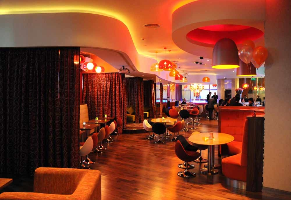 Sublime Bar and Lounge, Ibis World Trade Centre Plaza, Dubai, is among the shortlisted bars