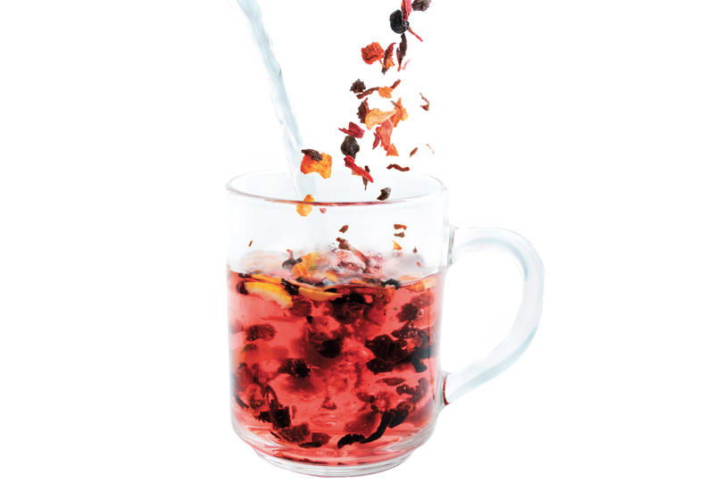 Ingredients, Caterer, Tea