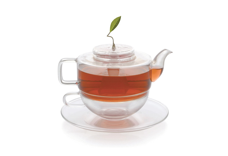 Ingredients, Tea