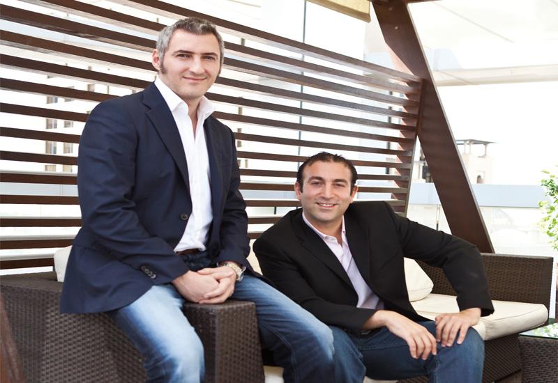 Zaid Jawad and Ali Sinaei.