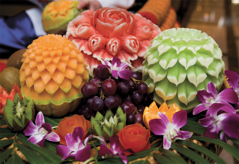 Top chefs believe that Thai cuisine is becoming increasingly popular among other nationalities.