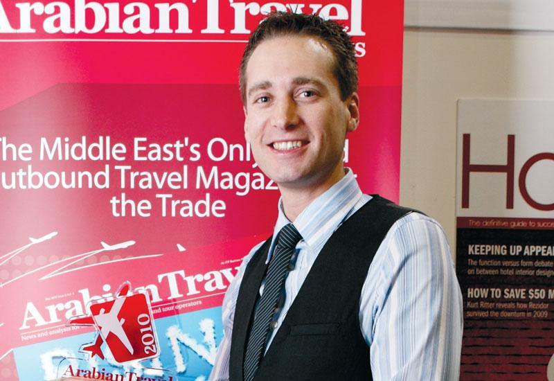 Tim Waddell, Director of marketing.