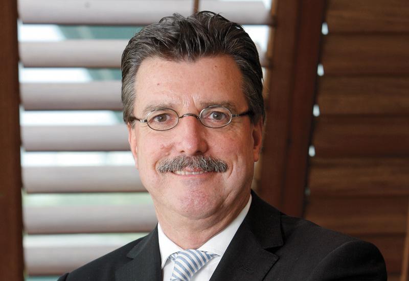 Dubai-based CEO Thomas van Vliet.