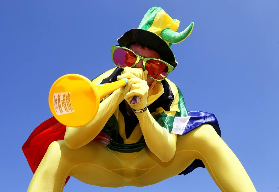 The vuvuzela has caused a lot of controversy at the FIFA World Cup in South Africa.