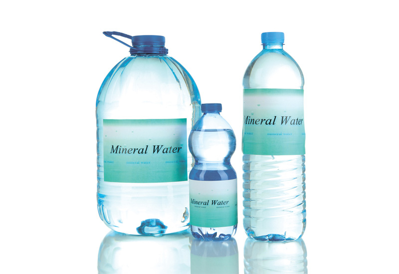 5 Mineral waters.