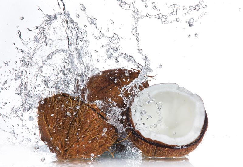 9 Coconut fad.
