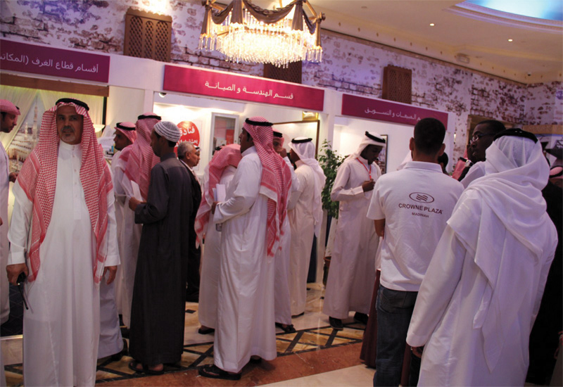 More than 200 young Saudi nationals attended an IHG Academy job fair in Madinah, part of the IHG Academy Programme.