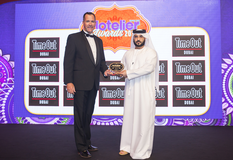 Reports, Hotelier middle east awards, Safety & Security Person of the Year, The h dubai