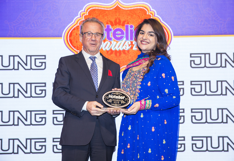 Zehra Masood wins Procurement Person of the Year.