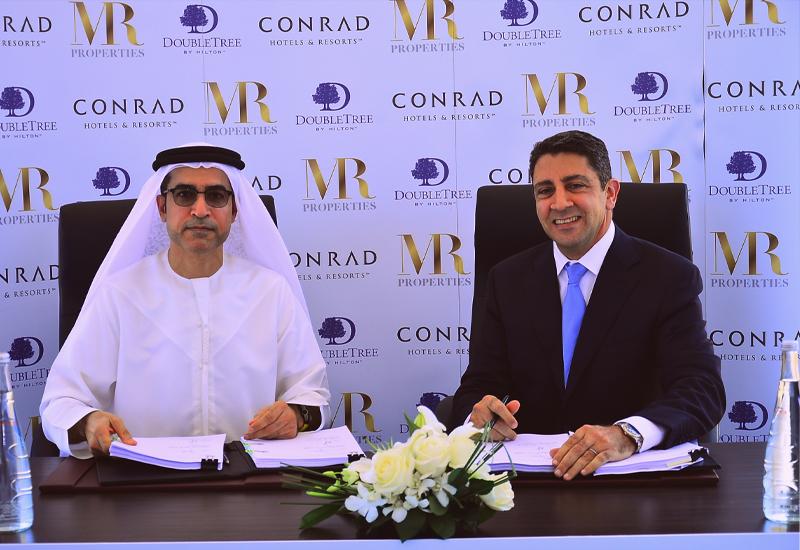Operators, DoubleTree by Hilton Ras Al Khaimah Corniche Residences, Conrad Marjan Island Resort, Hilton, Ras al khaimah, Ras al khaimah hotels