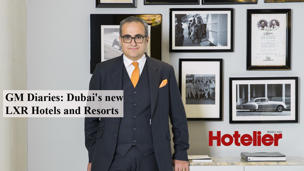 Appointments, Wael Maatouk, Habtoor palace, LXR Hotels & Resorts, Hilton worldwide