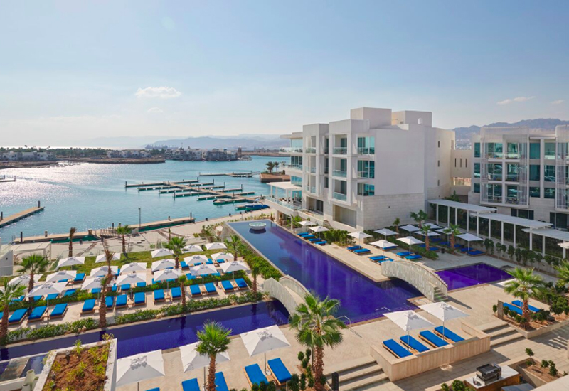 Hyatt, Hyatt Regency Aqaba Ayla Resort, Aqaba, Jordan, New hotels