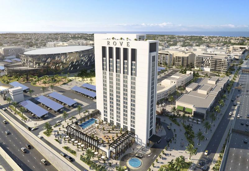 Emaar hospitality group, Rove hotels, Mid-market, Rove City Walk