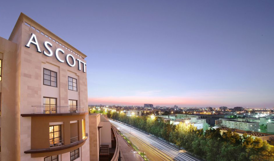 The Ascott Limited.