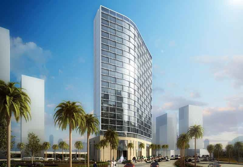 Hotel Indigo Dubai Downtown.