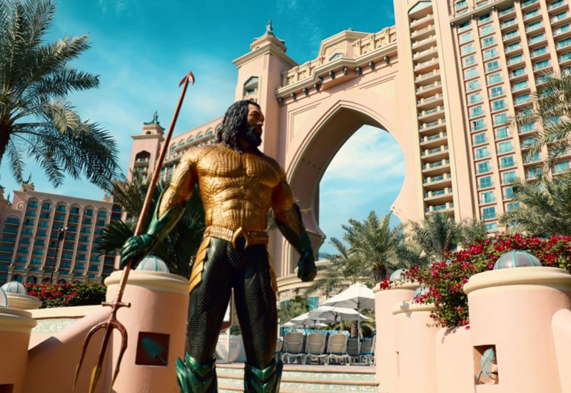 Operators, Atlantis, Atlantis aquaventure, Aquaman