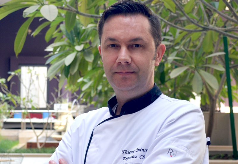 Appointments, Executive chefs, Food and beverage, French chef, French food, Hormuz grand hotel muscat, New chefs in town, New openings, Oman chefs