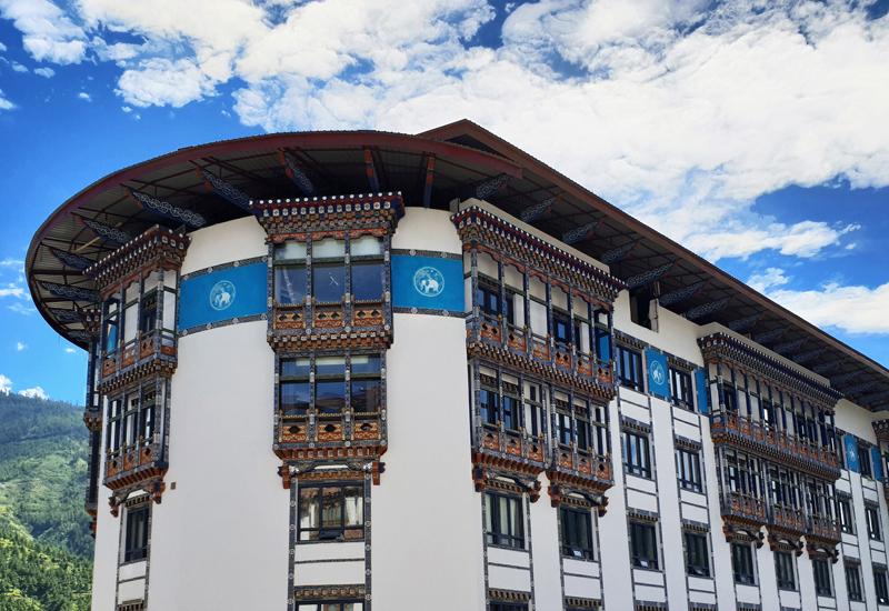 dusitD2 Yarkay Thimphu, Bhutan.