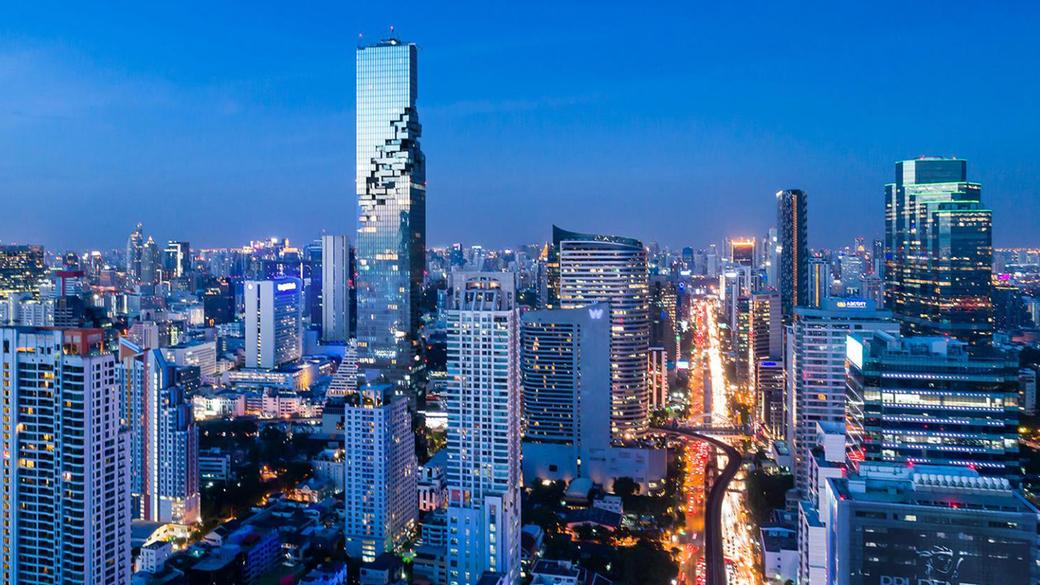 Accorhotels, Orient Express Mahanakhon Bangkok, Bangkok, Thailand