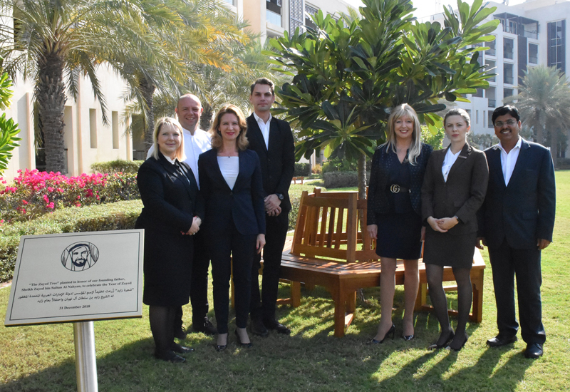 Sustainability, Abu dhabi hotel, Charity event, Environmentally friendly, Park hyatt abu dhabi hotel and villas, Trees