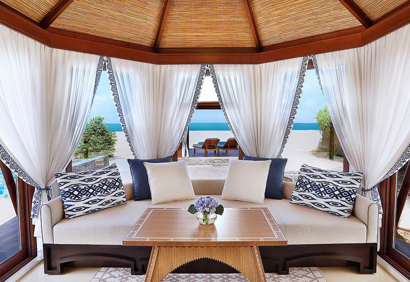 Ritz-Carlton Ras Al Khaimah Al Hamra - a Marriott hotel.