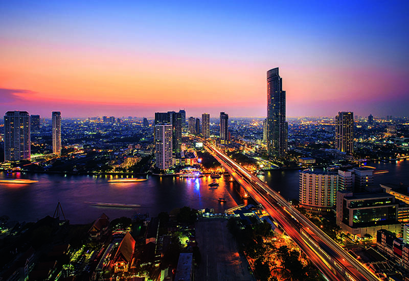 """The group explains it is currently in """"advanced negociations"""" on having hotels in Bangkok, Chiang Mai and Pattaya"""